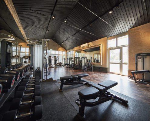 Gym på Fårö