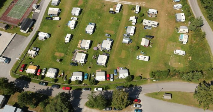 Strandskogens Camping